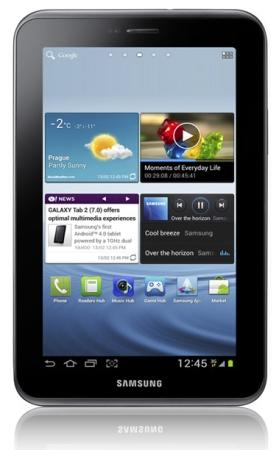 Samsung Kenalkan Galaxy Tab 2 (7.0), Pertama Pakai Android ICS
